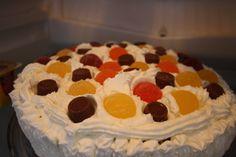 My birthday cake! My Birthday Cake, Desserts, Food, Tailgate Desserts, Deserts, Essen, Postres, Meals, Dessert