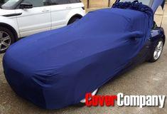 BMW Z4 Custom Car Cover - Indoor Platinum Range