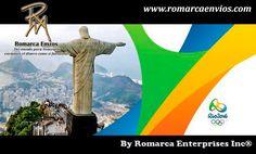 #Rio2016 #Olimpiadas2016 #JuegosOlimpicos #RomarcaEnvios #EnvioDeDinero