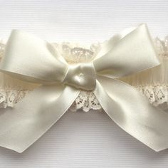 Aye Do Ltd - Big Bow Garter (ar), £32.99 (http://www.ayedoweddings.co.uk/big-bow-garter-ar/)