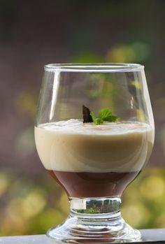 Mousse de Limão com Ganache de Chocolate   Doces e sobremesas > Mousse de Limão   Receitas Gshow
