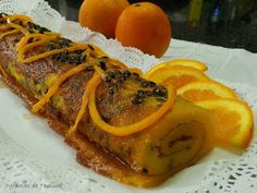 Receitas 24H: Torta de Maracujá e Laranja