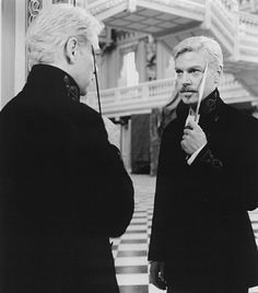 There is nothing either good or bad, but thinking that makes it so.  HAMLET (1996)