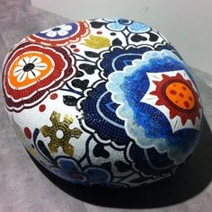 Too beautiful!  Stop by the Pelham, NH Public Library on June 20th 3pm - 7:30pm and paint a rock for the community garden and one to take home