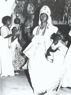 Iansã na Bahia - Pierre Verger