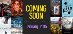 The 15 Most Anticipated YA Novels Publishing in January 2015 | Blog | Epic Reads