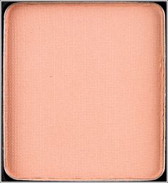 "Inglot #341 Eyeshadow  ""341 is a soft peach-beige with a matte finish."""