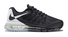 los angeles 1614c 7eece  180 - Womens Air Max 2015 DOS Black  White 789563 001 size 11  shoes  nike   2016