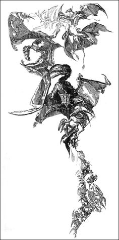 joseph clement coll | Joseph Clement Coll 1881 ~ 1921 The Lost World by Arthur Conan Doyle ...