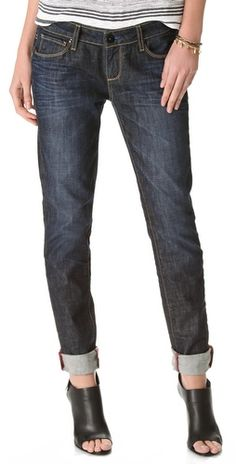 Paige Denim  Jimmy Jimmy Slouchy Skinny Jeans - love these jeans!