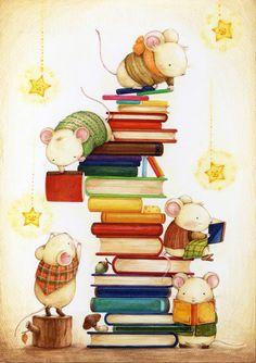Libros, libros y más libros. hermosa imagen de pila de libros