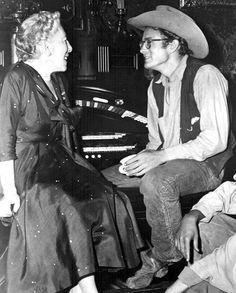 James Dean was spectacularly talented, handsome in a fragile sort of way and absolutely outrageous. He was an original. Impish, compelling, magnetic, utterly winning one moment, obnoxious the next. Definitely gifted. Frequently maddening. - Edna Ferber, author of the novel Giant