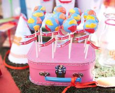 Hostess with the Mostess® - Imagine A Journey Birthday Party