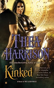Kinked by Thea Harrison - Another great Elder Races book!