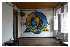 MURAL: Casa Preta on Behance