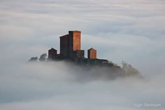 Ingo Bertram Photography    Trifels Castle in the Palatinate Forest, Germany