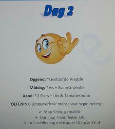 28 Dae Dieet, Dieet Plan, 28 Days, Afrikaans, How To Plan, Healthy, Health