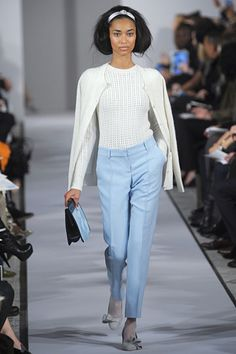 OdlR Fall 2012 - but love this look for Spring!