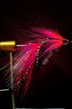 ToothyCritters  - Custom Musky Flies - on Etsy