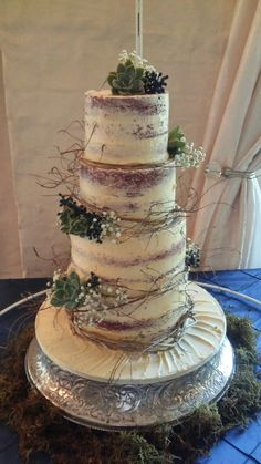 Wedding Cakes, Rustic, Country, Desserts, Food, Wedding Gown Cakes, Country Primitive, Tailgate Desserts, Deserts