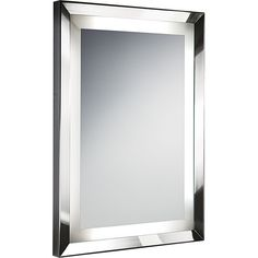 Chelsom Bathroom Illuminated Wall Mirror ($535) ❤ liked on Polyvore featuring home, home decor, mirrors, decor, angled mirror, furniture, silver, rectangle mirror, rectangular mirror and rectangle tray