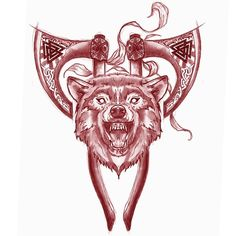 Photos Slavic and Scandinavian tattoos . Фотографии Славянские и скандинавские тату… Photos Slavic and Scandinavian tattoos Pagan Tattoo, Norse Tattoo, Celtic Tattoos, Viking Tattoos, Armor Tattoo, Warrior Tattoos, Bear Tattoos, Tattoos Skull, Wolf Tattoos