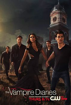 The Vampire Diaries... season 6 premier