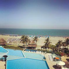 Foto: @ana10156  www.hotellasamericas.com.co    #ElHoteldeLasEstrellas #Cartagena #ThePreferredLife #Caribbean #Lifestyle #Colombia Dolores Park, Lifestyle, Instagram Posts, Travel, Cartagena, Colombia, Caribbean, Pictures, Viajes