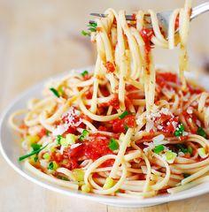 easy marinara sauce recipe