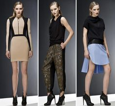 Roberto Rodriguez pre fall fashion 2013
