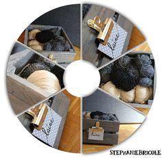 Blog DIY Déco récup - faire soi-même une caisse vintage avec des palettes - Stéphanie bricole