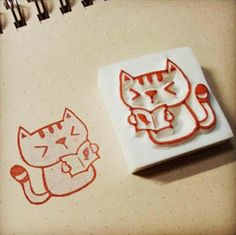Rubber Stamp Carving with LoveSprouts