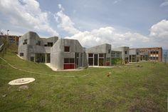 Jardín Infantil San Antonio de Prado / Ctrl G + Plan:b arquitectos
