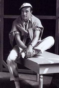 Gene Kelly, 1950s. He was my idol when I was a dancer. Well, still is.
