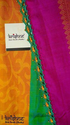 tassels for saree Saree Tassels Designs, Saree Kuchu Designs, Bridal Blouse Designs, Kids Dress Patterns, Blouse Patterns, Saree Accessories, Mom And Baby Dresses, Wedding Silk Saree, Amai