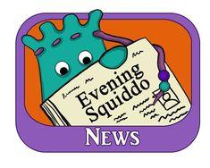 The Bad Squiddo Newsletter | The Wargames Website