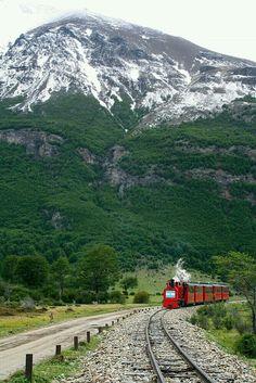 El Tren del Fin del Mundo Ushuaia - Argentina