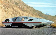 Ferrari Modulo – 1970