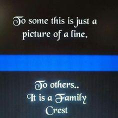 Law Enforcement Family..