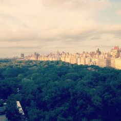 View from my window. My home in NYC