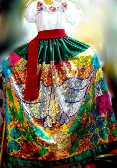 Traje Tipico De Jalisco   Images Of Traje De Danza Azteca Trajes Tipicos Aztecas Vestuario Los ...