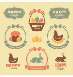 Easter vector by maglyvi on VectorStock®