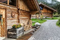 Chalet resort LaPosch, nestled between the ski resorts of Ehrwald and Lermoos.