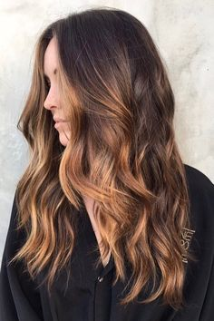 The Low-Maintenance Hair Color That Will Last You All Summer Long #refinery29
