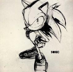 Sonic the Hedgehog Shadow The Hedgehog, Sonic The Hedgehog, Character Art, Character Design, Human Sketch, Sonic And Shadow, Sonic Fan Art, Geek Stuff, Sketches