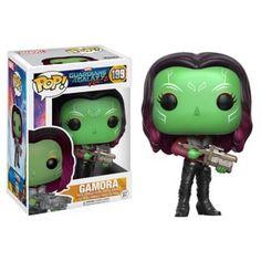 Les Gardiens de la Galaxie Vol. 2 Gamora Figurine Funko Pop!