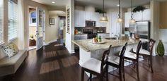 Ashton Woods Homes. The Sienna floor plan. 4 bedrooms 3.5 bath. Low-maintenance, luxury lifestyle. #POH2014 #OrlandoHomes #Orlando