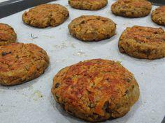 Veganise This!: Vegan MoFo Day 2 - MoFo Mondays - Spicy Cajun Lentil Patties and Homemade Spicy Mustard |VeganMoFo2013