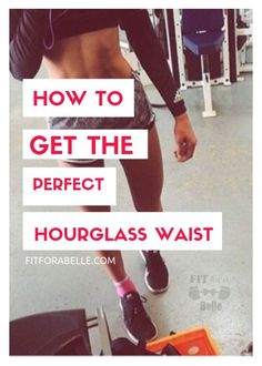 How To Get A Smaller Waist and Bigger Hips Without Exercise, Overnight! - Fit For A Belle Home Exercise Program, Do Exercise, Workout Programs, Workout Dvds, Fat Workout, Small Waist Workout, Smaller Waist, Thin Waist