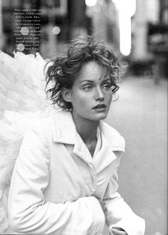 All Babes are Wolves: Peter Lindbergh's Angels
